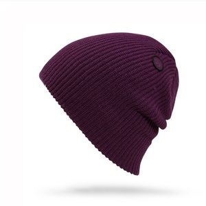Volcom Power Beanie Purple